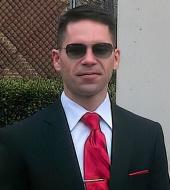 Photo of Major Sean Miller, USMC Ret.