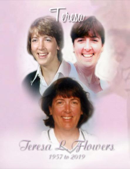 Teresa L  Flowers Obituary - Visitation & Funeral Information