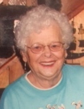 "Doris ""Dottie"" Ann Lux Holliday"