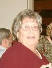 "Patricia Ann ""Trish"" Jones Thacker Caudill"