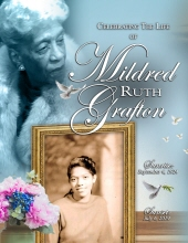 Mildred Ruth Grafton
