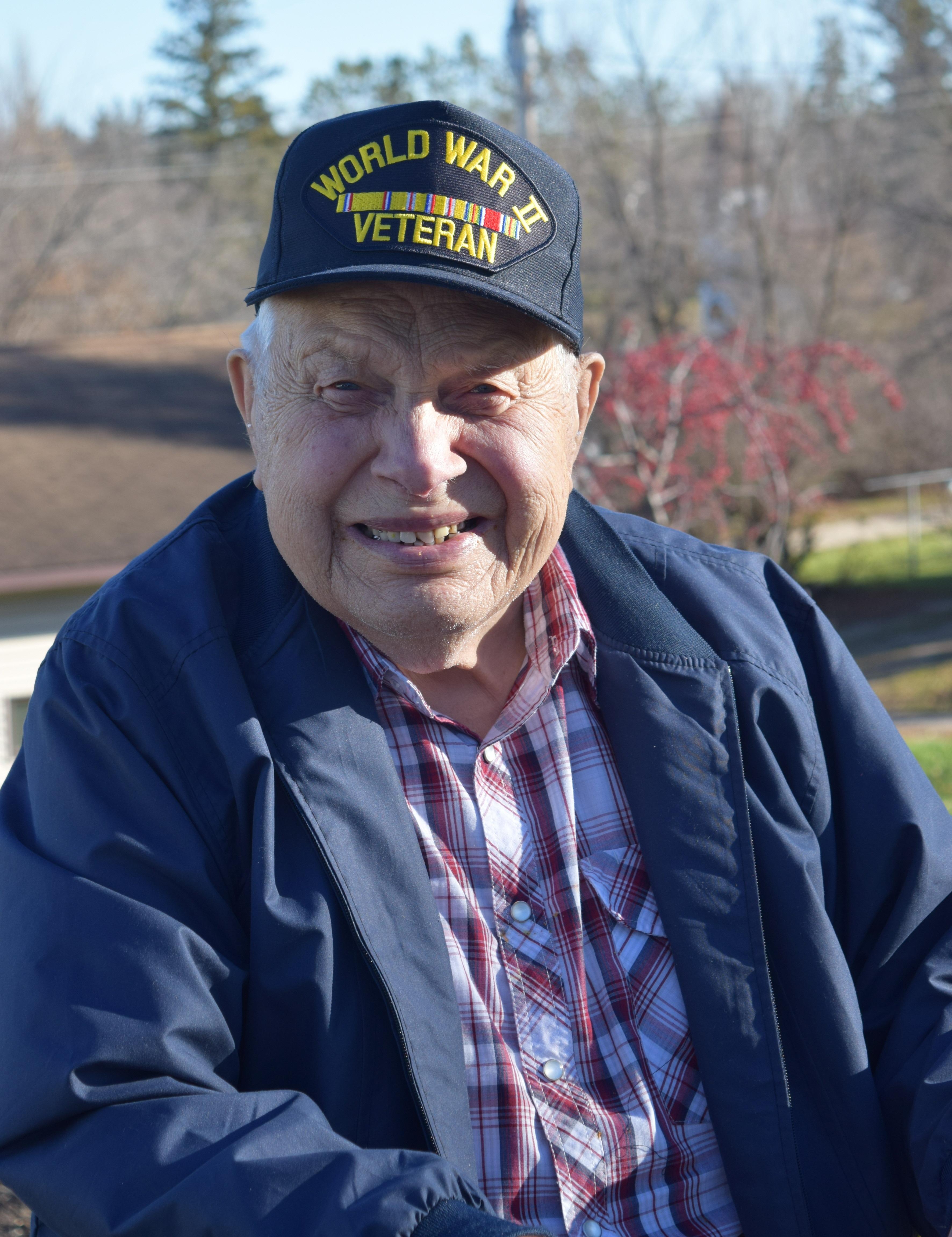 Delmer Edwin Anderson Obituary - Visitation & Funeral