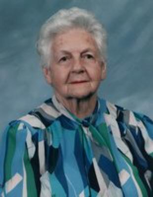 Photo of Virginia Matthews