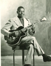 Willie T. (The Legendary Blues Man) Houston