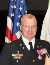 "Col. John Michael ""Mike"" Thackston, USA, Ret."