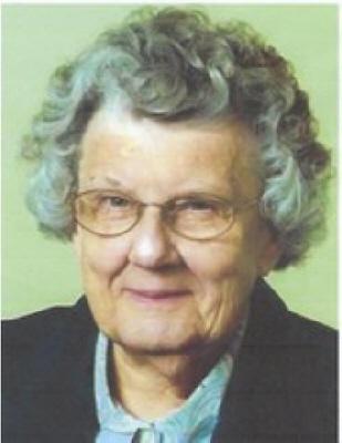 Photo of Sr. Marie Muller