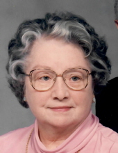 Virginia (Ginny) M. Briggs