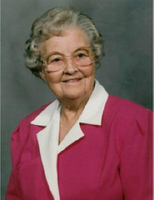 Photo of Ida Coghill