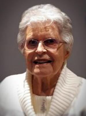 Photo of Betty Finlay (nee Dawdy)
