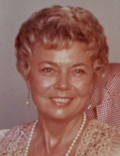 "Helen Christine ""Chris"" Rains Fletcher"