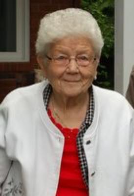 Margaret Curley (nee Kennedy)