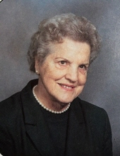 Muriel Blanche Johnson
