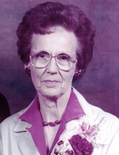 Mildred Imogene Hillhouse