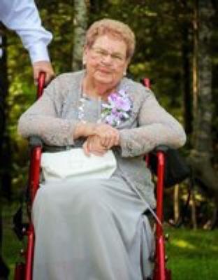 Photo of Joan Hubley