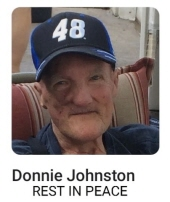 "Donald Eugene  ""Don"" Johnston"