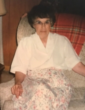 "Elizabeth ""Bettye"" Virginia Hinz"